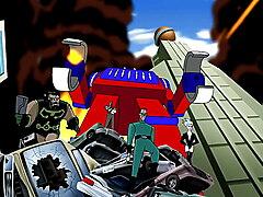 Liga de la Justicia Serie Animada Temporada 2 Capítulo 19 (Audio Latino