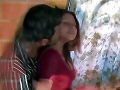 Indian Bhabhi sex boyfriend in home sex porn